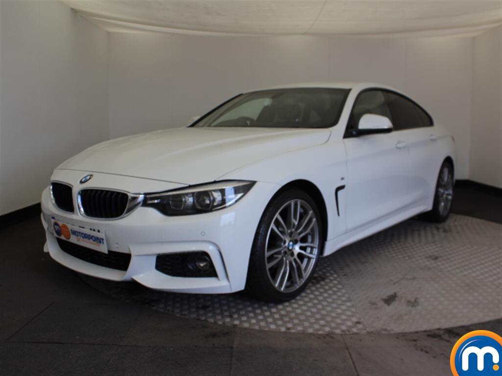 BMW 4 Series M Sport - Stock Number (1017539) - Passenger side front corner