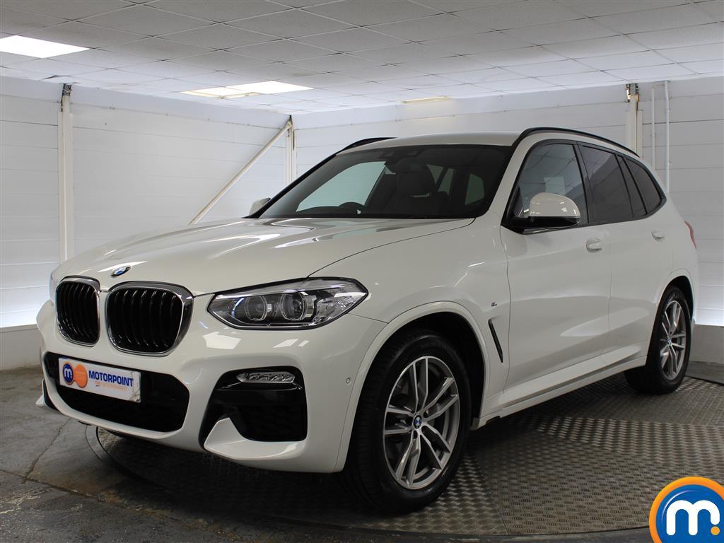 BMW X3 M Sport - Stock Number (1020339) - Passenger side front corner