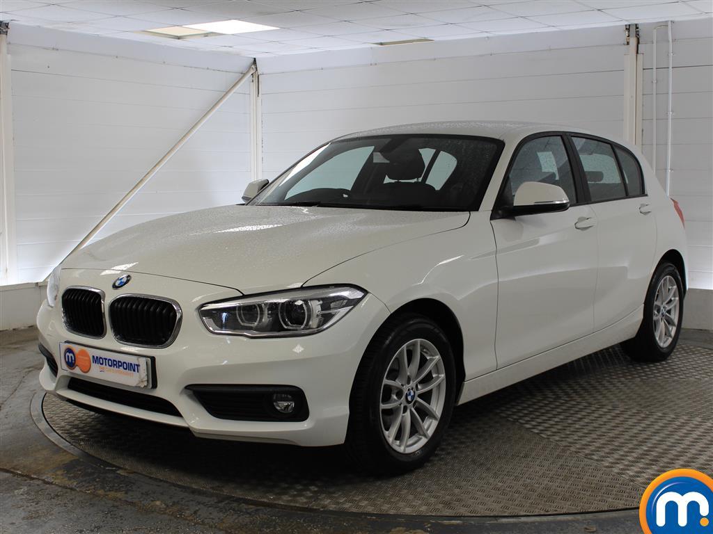 BMW 1 Series SE Business - Stock Number (1020824) - Passenger side front corner