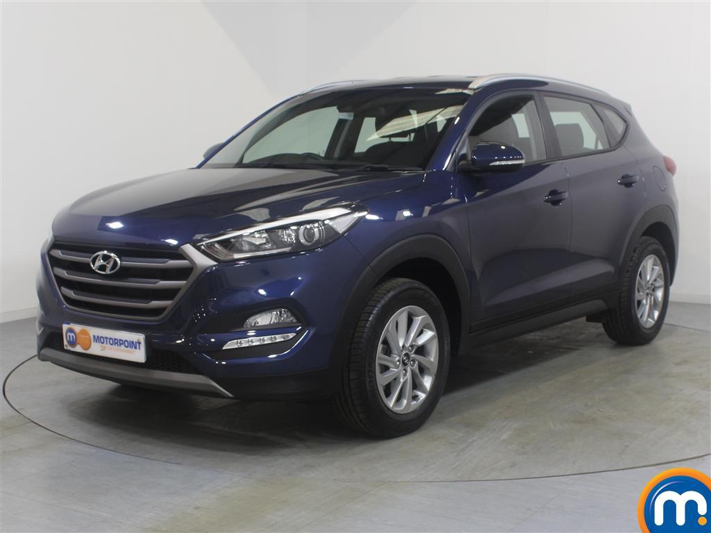 Hyundai Tucson SE Nav - Stock Number (1025030) - Passenger side front corner