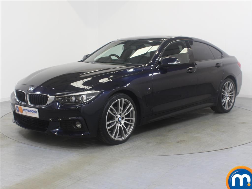 BMW 4 Series M Sport - Stock Number (1008029) - Passenger side front corner