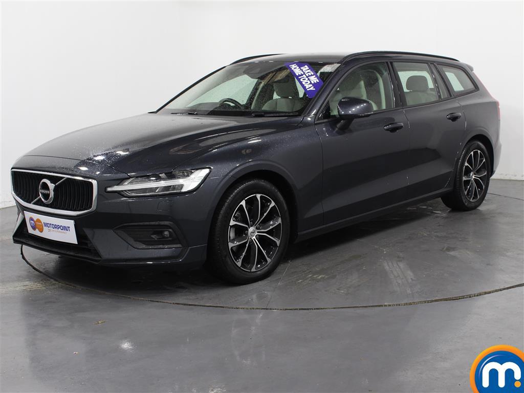 Volvo V60 Momentum Pro - Stock Number (1017614) - Passenger side front corner
