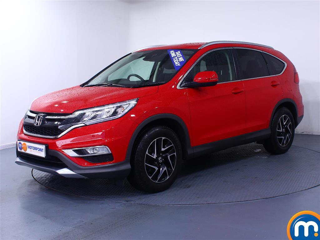 Honda Cr-V SE Plus - Stock Number (1026783) - Passenger side front corner