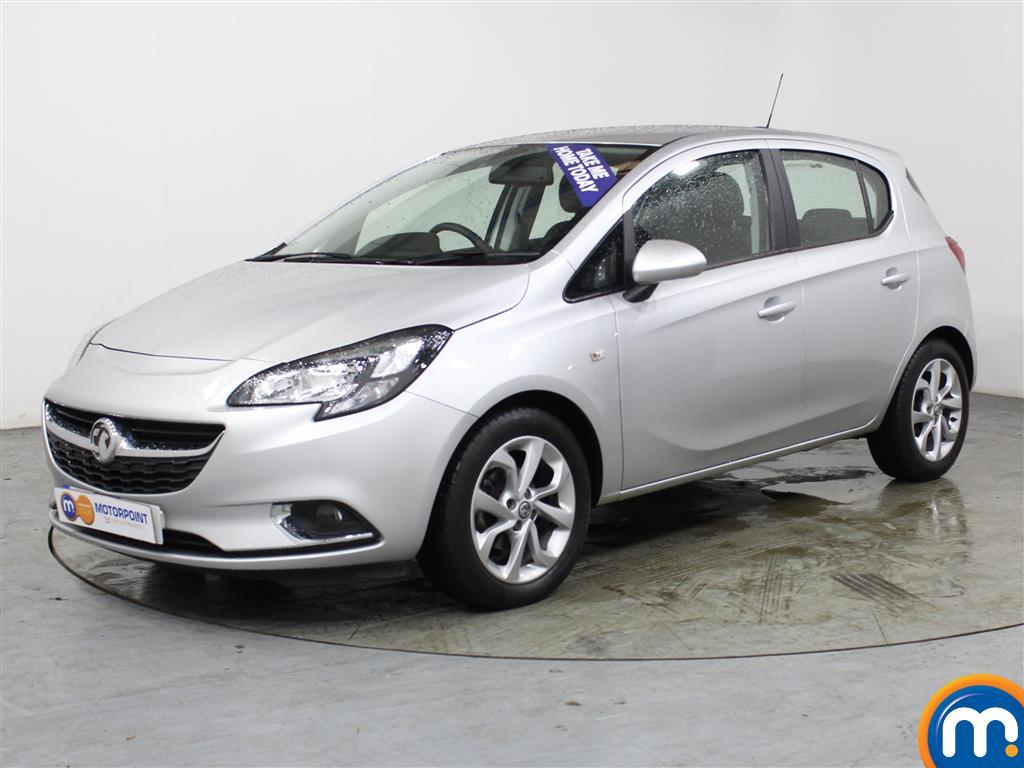 Vauxhall Corsa SRi - Stock Number (1016650) - Passenger side front corner