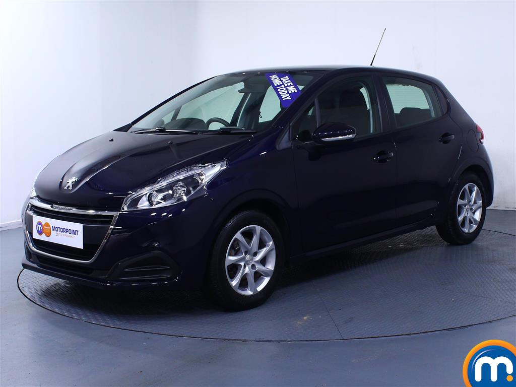Peugeot 208 Active - Stock Number (1024665) - Passenger side front corner