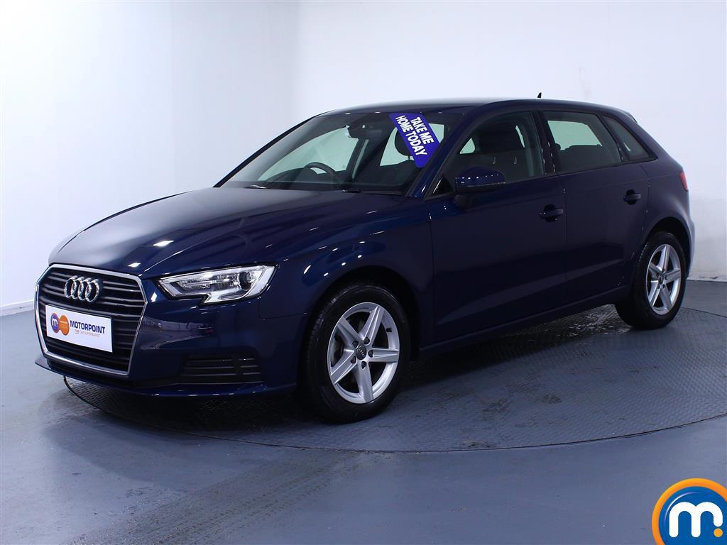 Audi A3 SE Technik - Stock Number (1027048) - Passenger side front corner