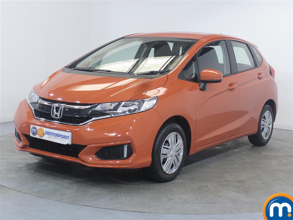 Honda Jazz S - Stock Number (1006227) - Passenger side front corner