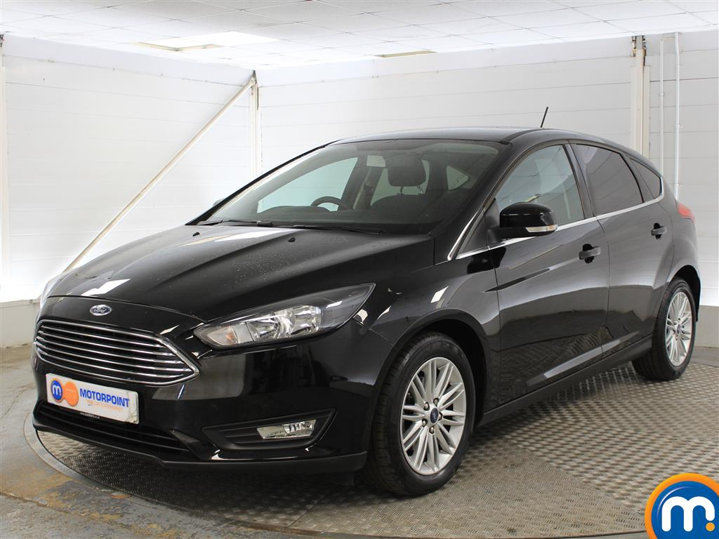 Ford Focus Zetec Edition - Stock Number (1024161) - Passenger side front corner
