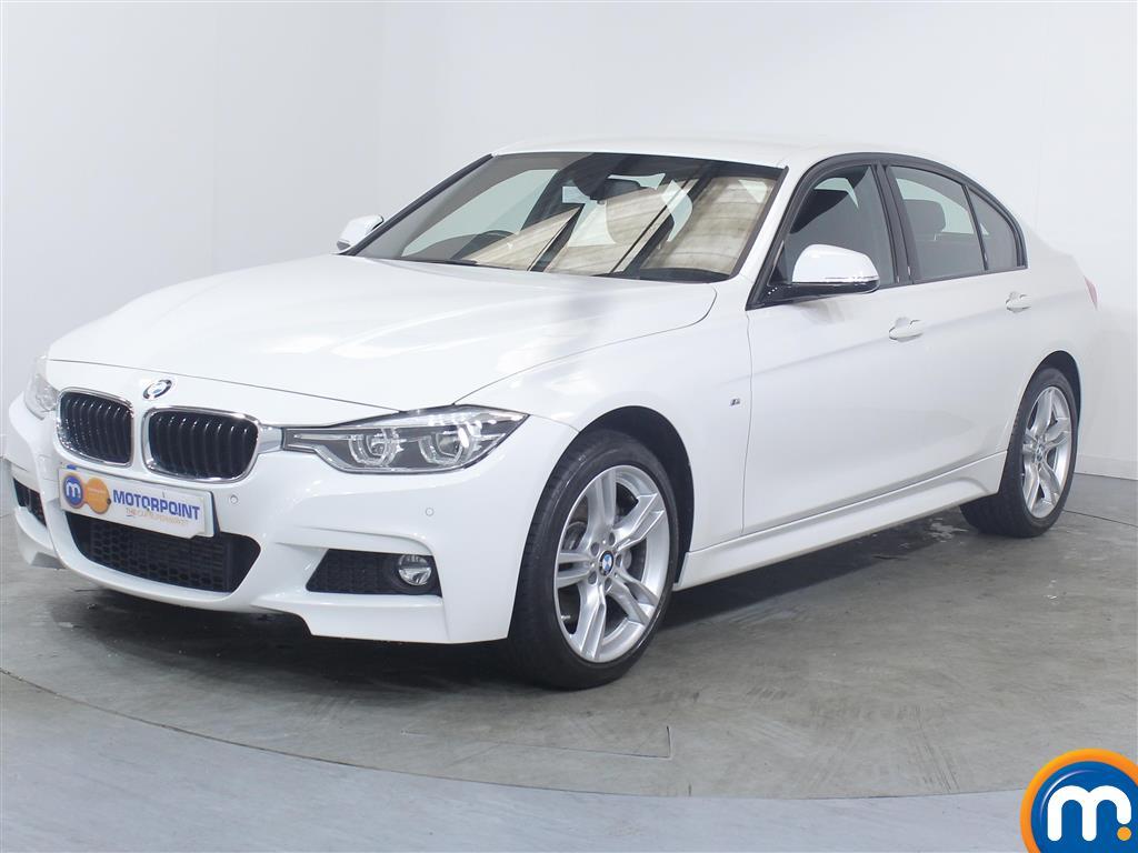 BMW 3 Series M Sport - Stock Number (1023916) - Passenger side front corner