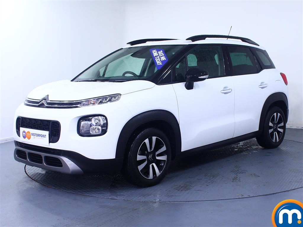 Citroen C3 Aircross Flair - Stock Number (1026012) - Passenger side front corner