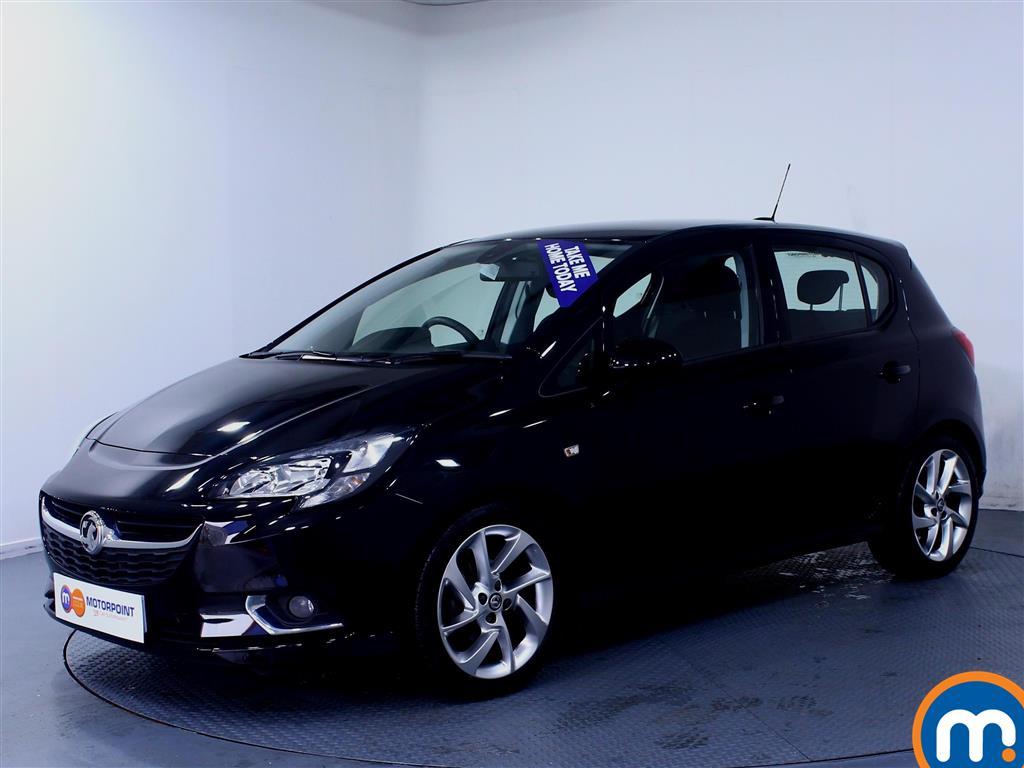Vauxhall Corsa SRi Vx-line - Stock Number 1027220 Passenger side front corner