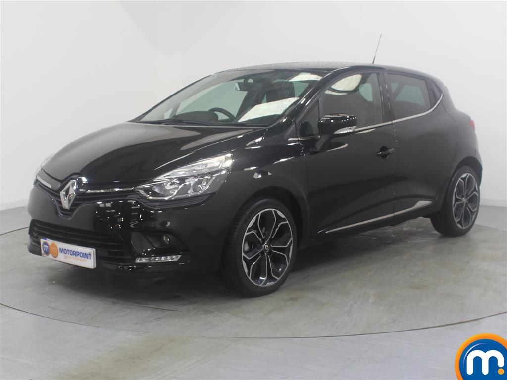Renault Clio Iconic - Stock Number (1015021) - Passenger side front corner