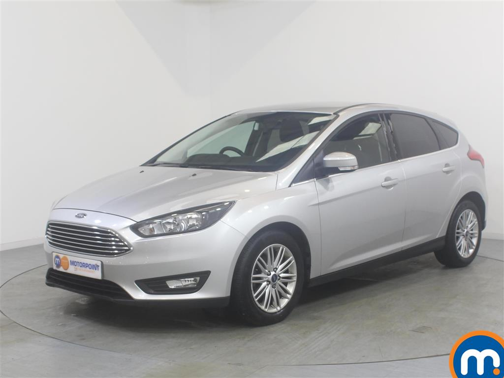 Ford Focus Zetec Edition - Stock Number (1024073) - Passenger side front corner