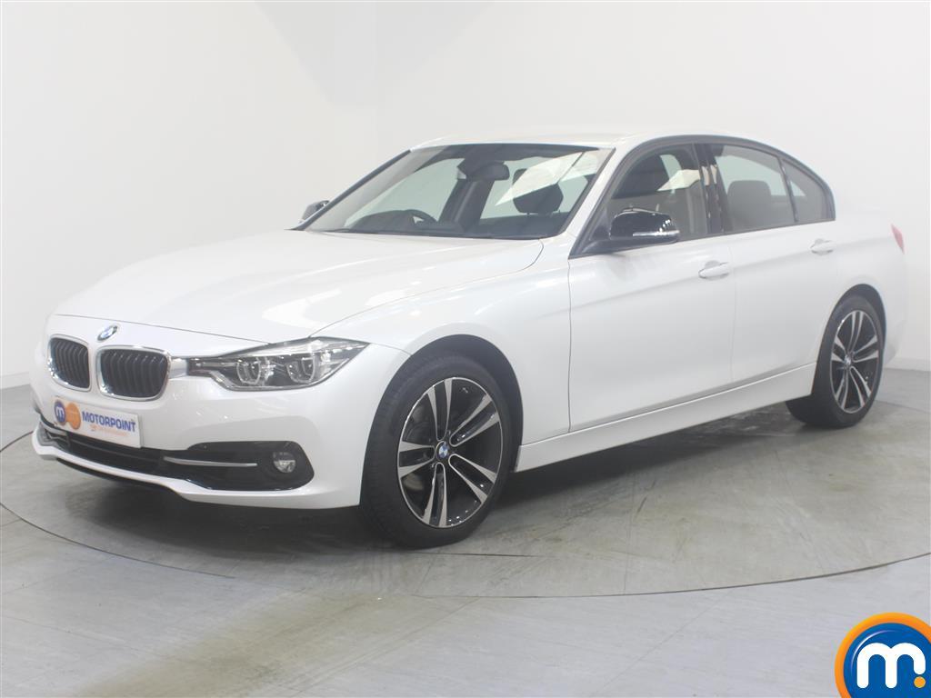 BMW 3 Series Sport - Stock Number (1025040) - Passenger side front corner