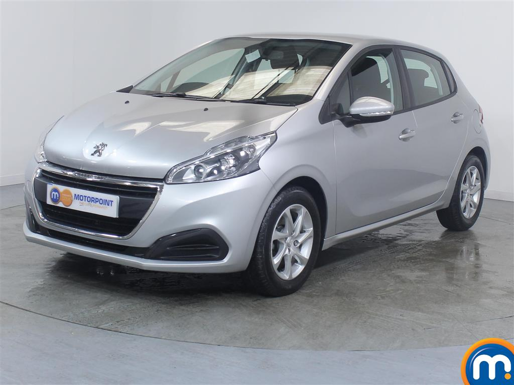 Peugeot 208 Active - Stock Number (1026147) - Passenger side front corner