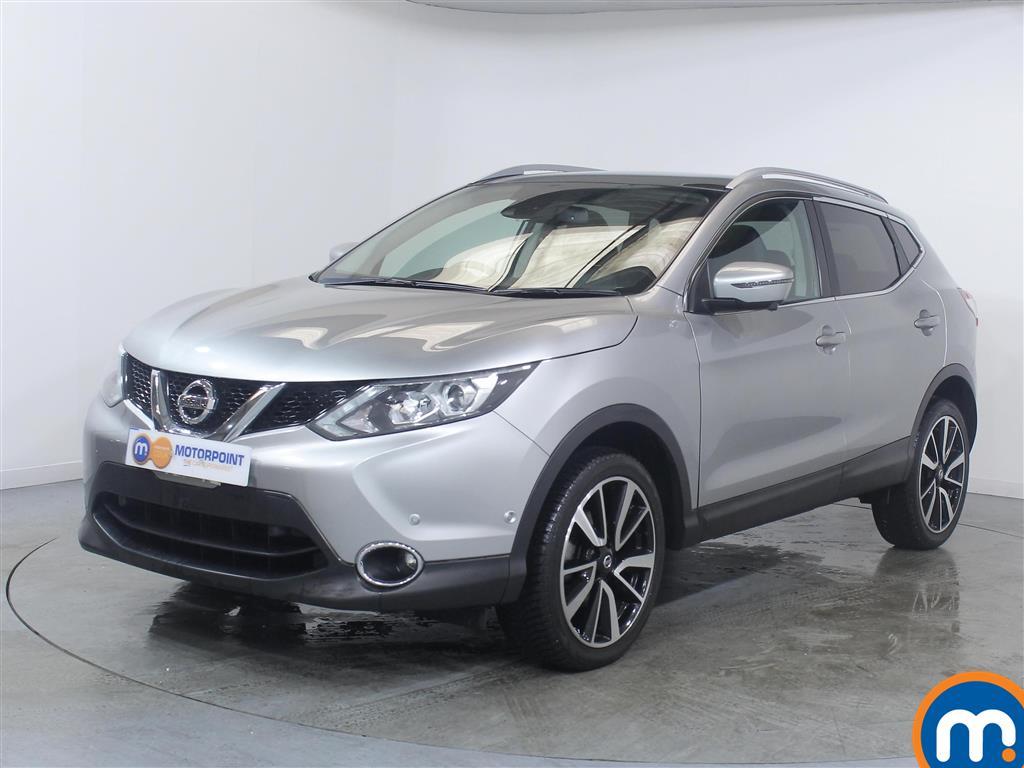Nissan Qashqai Tekna - Stock Number 1020747 Passenger side front corner