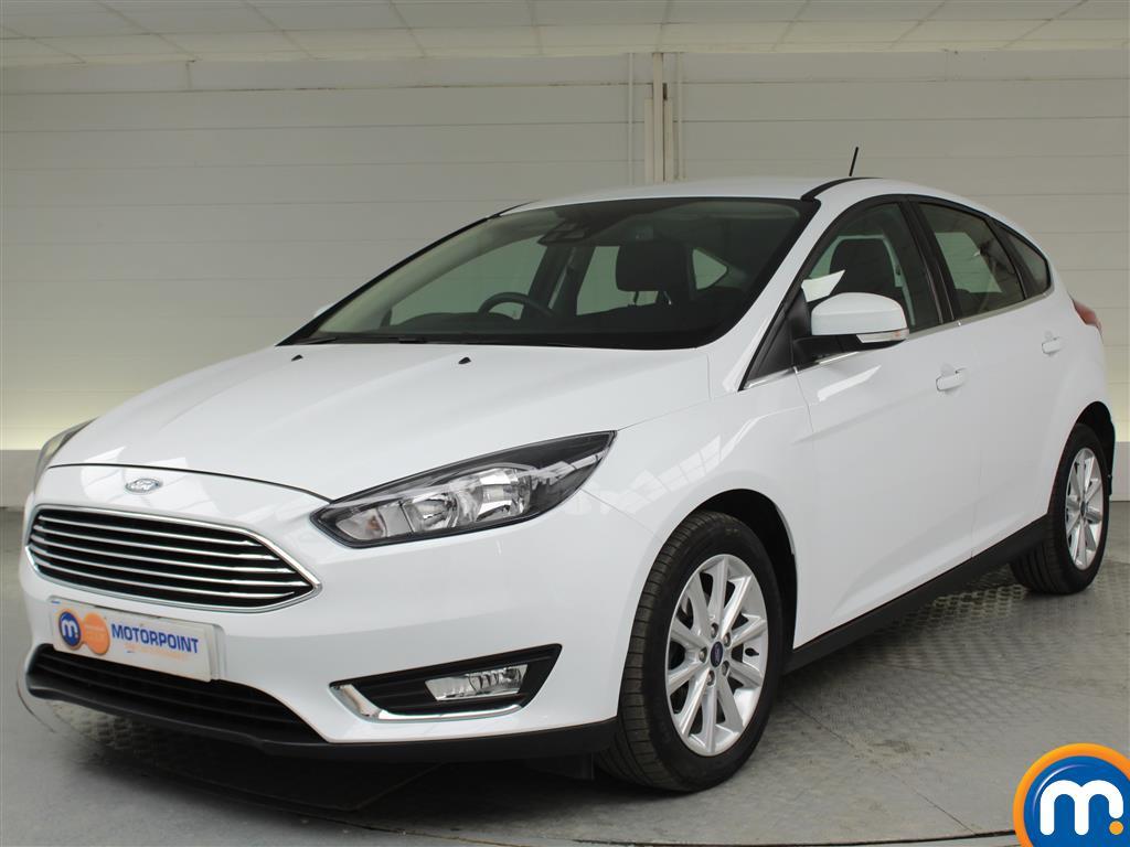 Ford Focus Titanium - Stock Number (1022181) - Passenger side front corner