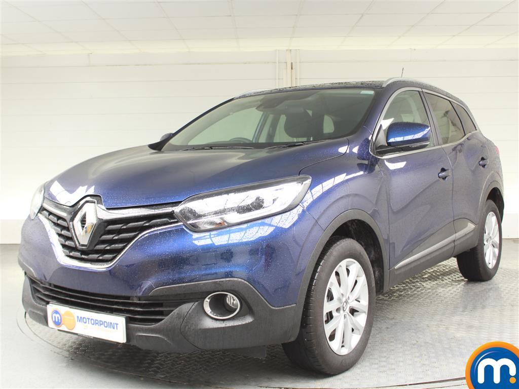 Renault Kadjar Dynamique Nav - Stock Number (1011369) - Passenger side front corner