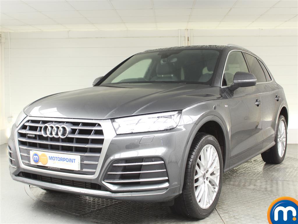 Audi Q5 S Line - Stock Number (1020816) - Passenger side front corner