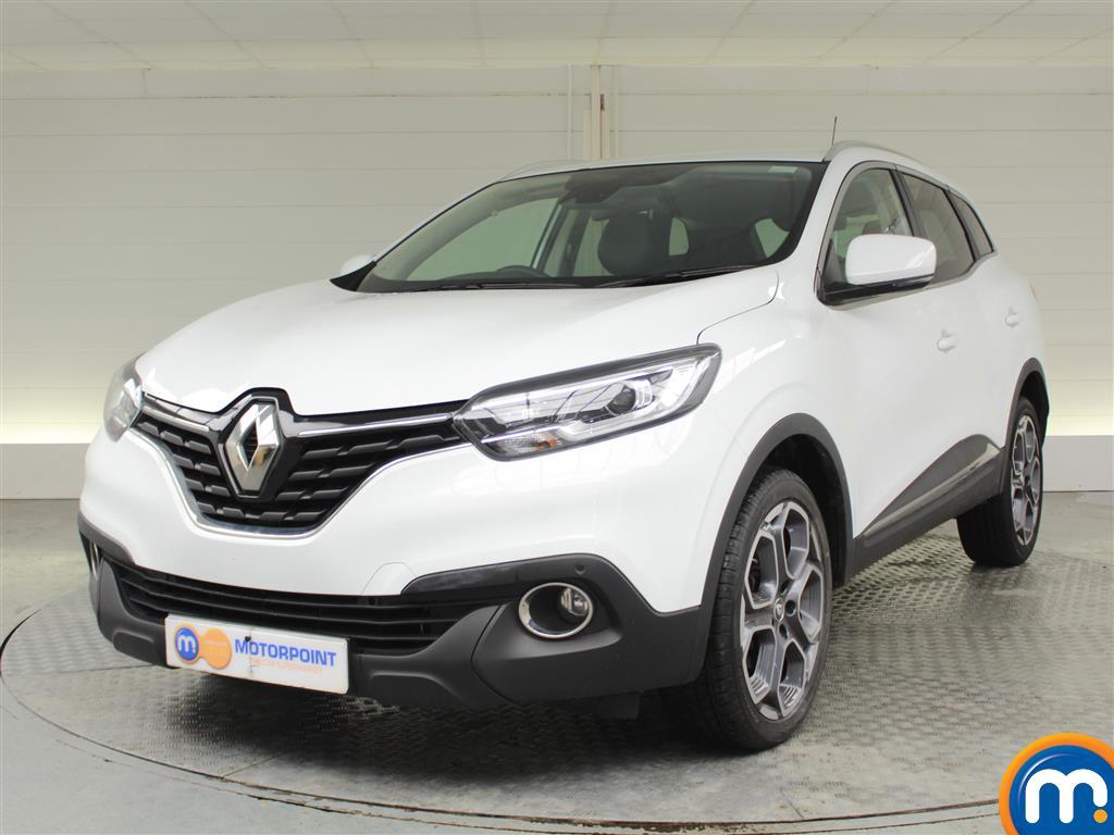 Renault Kadjar Dynamique S Nav - Stock Number (1021356) - Passenger side front corner