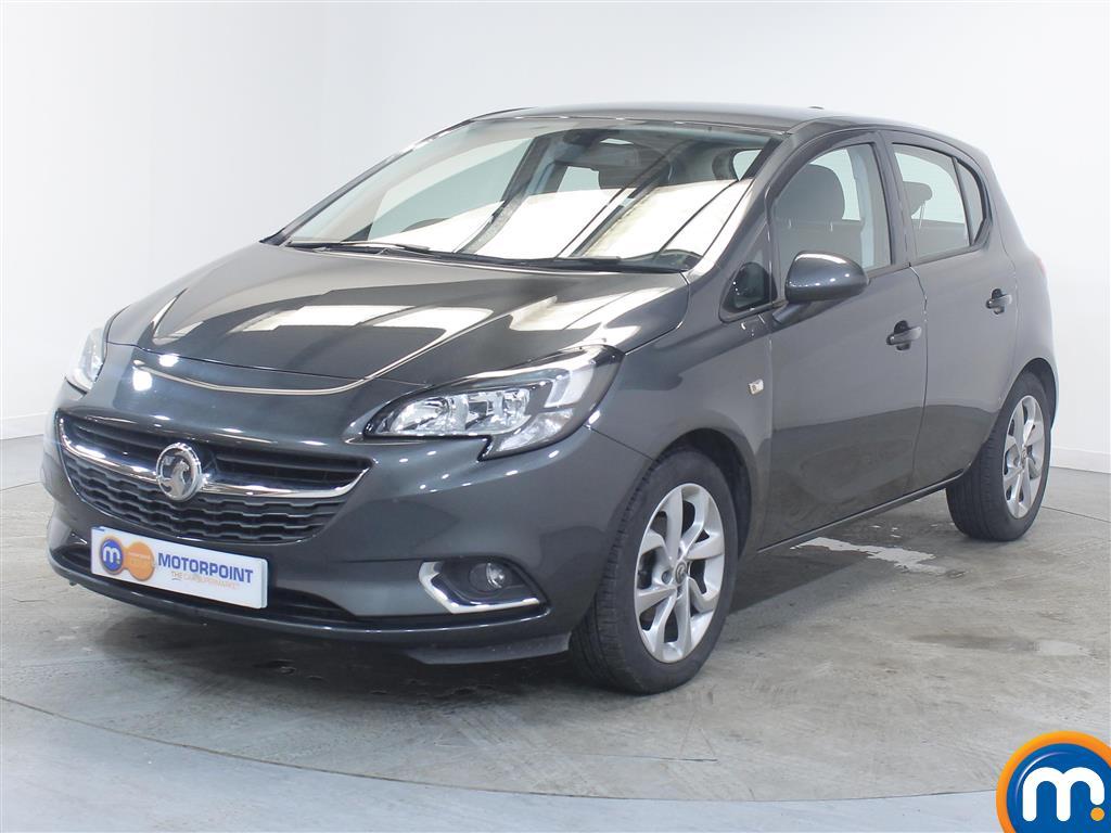 Vauxhall Corsa SRi - Stock Number (1026154) - Passenger side front corner
