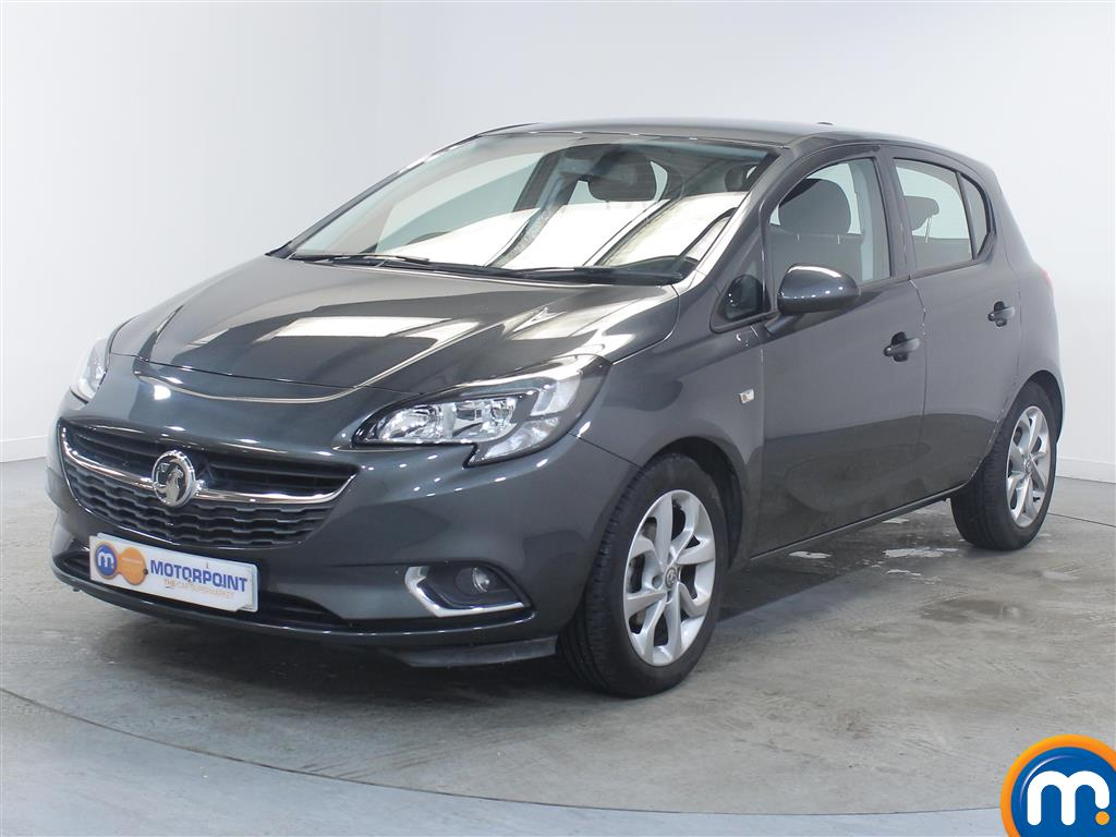 Vauxhall Corsa SRi - Stock Number (1026156) - Passenger side front corner
