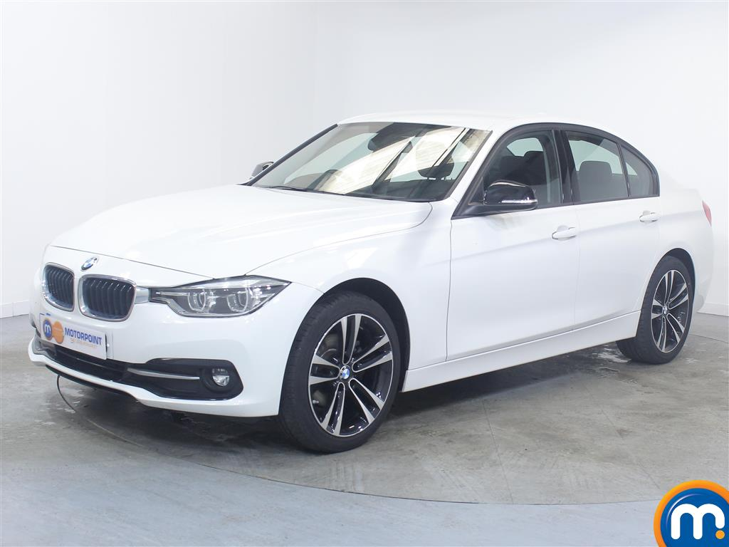 BMW 3 Series Sport - Stock Number (1020304) - Passenger side front corner