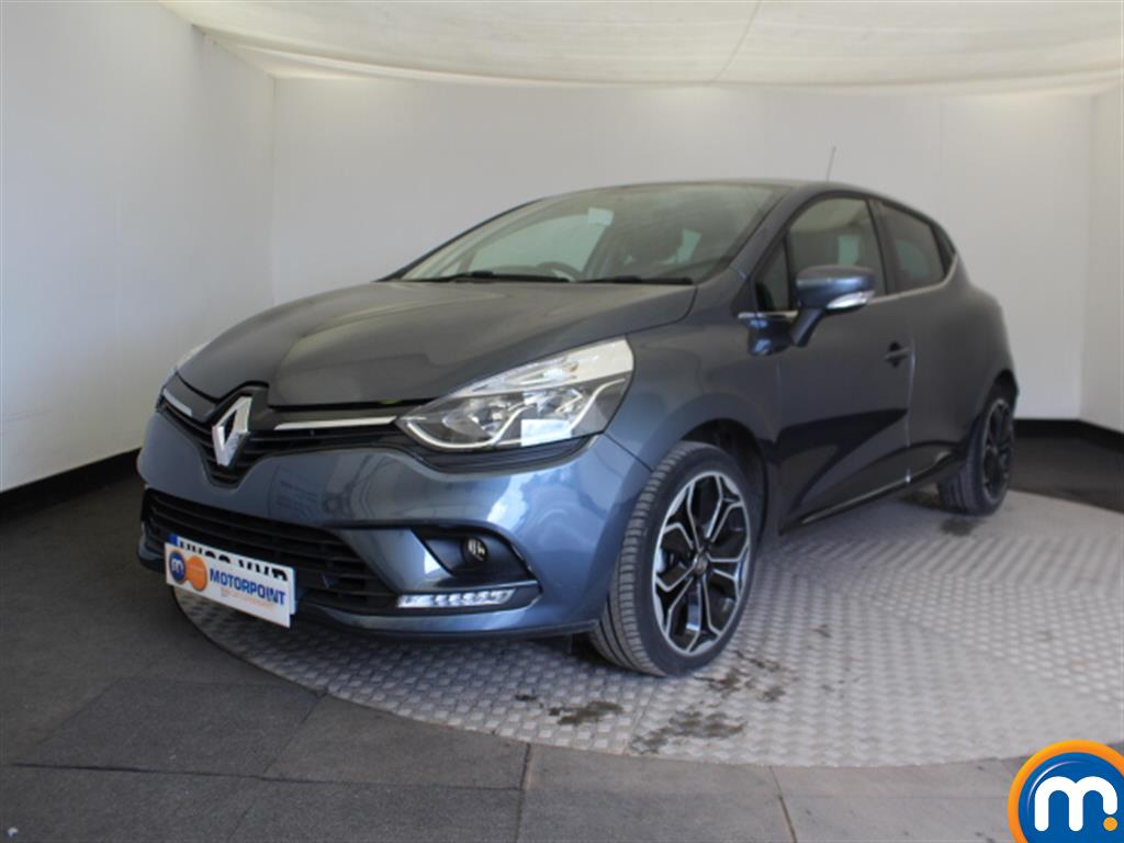 Renault Clio Iconic - Stock Number (1021534) - Passenger side front corner