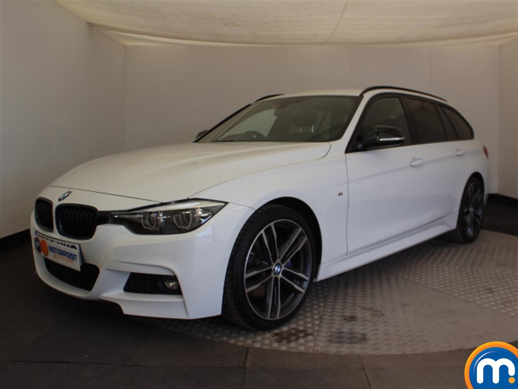 BMW 3 Series M Sport Shadow Edition - Stock Number (1009649) - Passenger side front corner