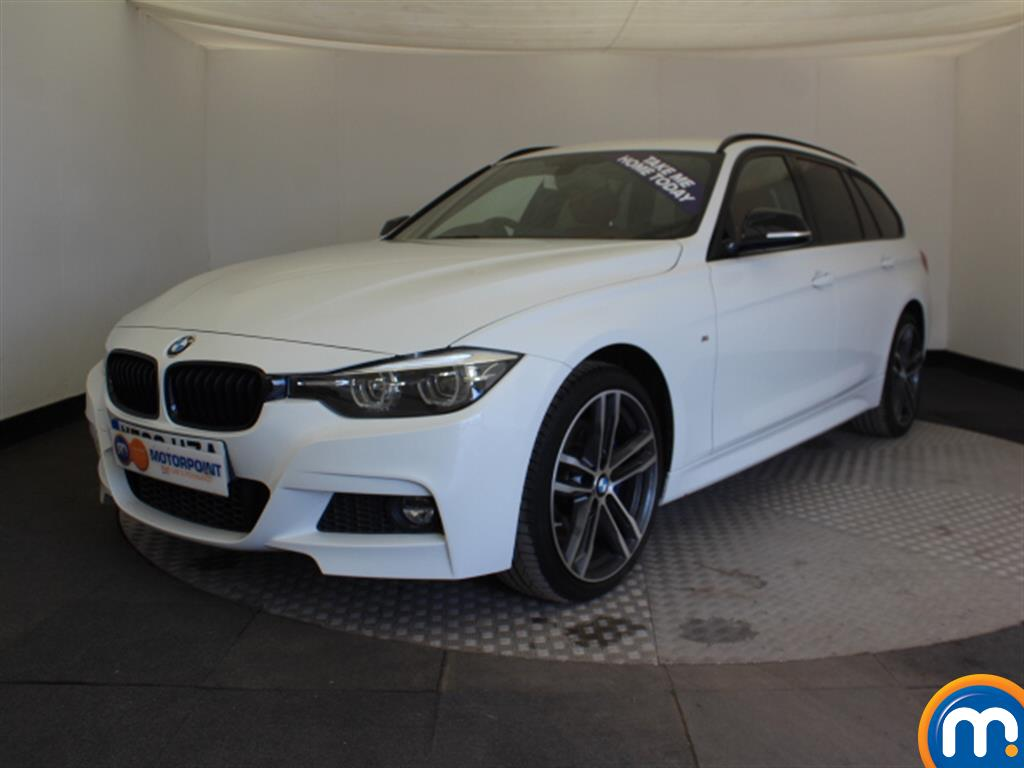 BMW 3 Series M Sport Shadow Edition - Stock Number (1013317) - Passenger side front corner