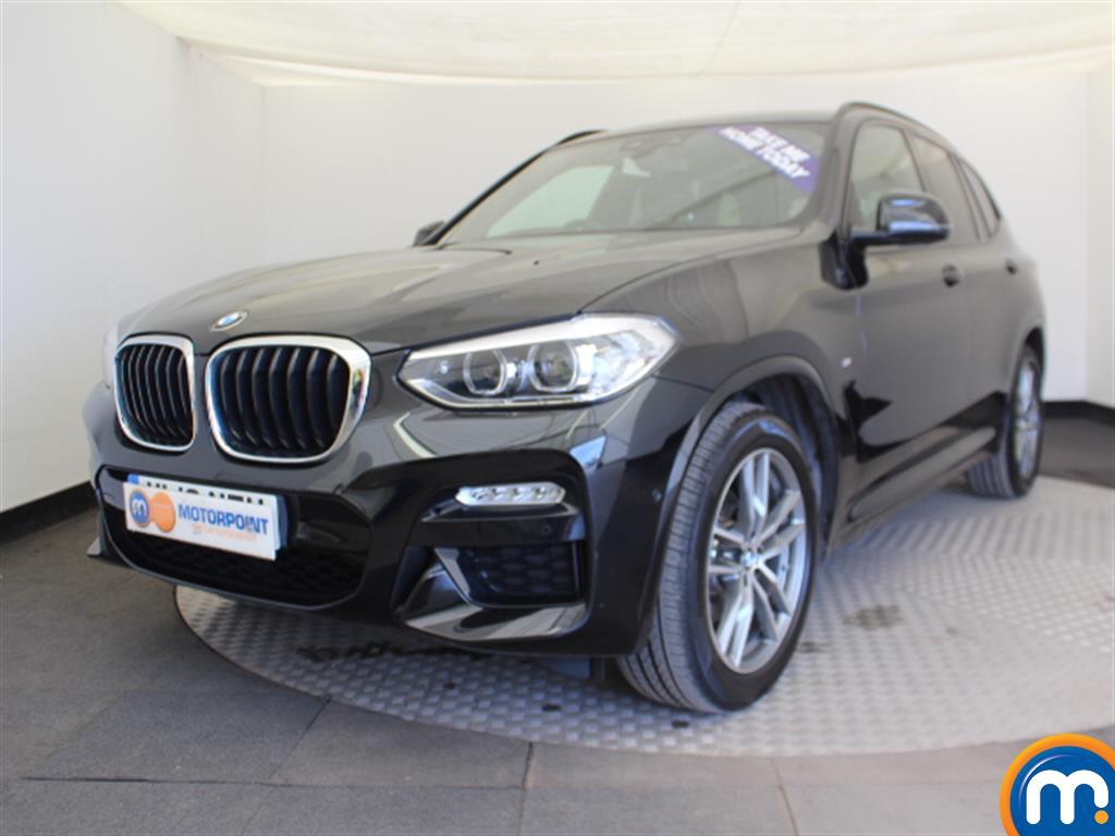 BMW X3 M Sport - Stock Number (1020833) - Passenger side front corner