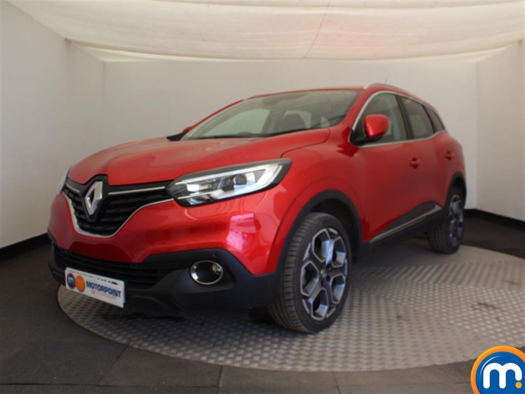 Renault Kadjar Dynamique S Nav - Stock Number (1016538) - Passenger side front corner