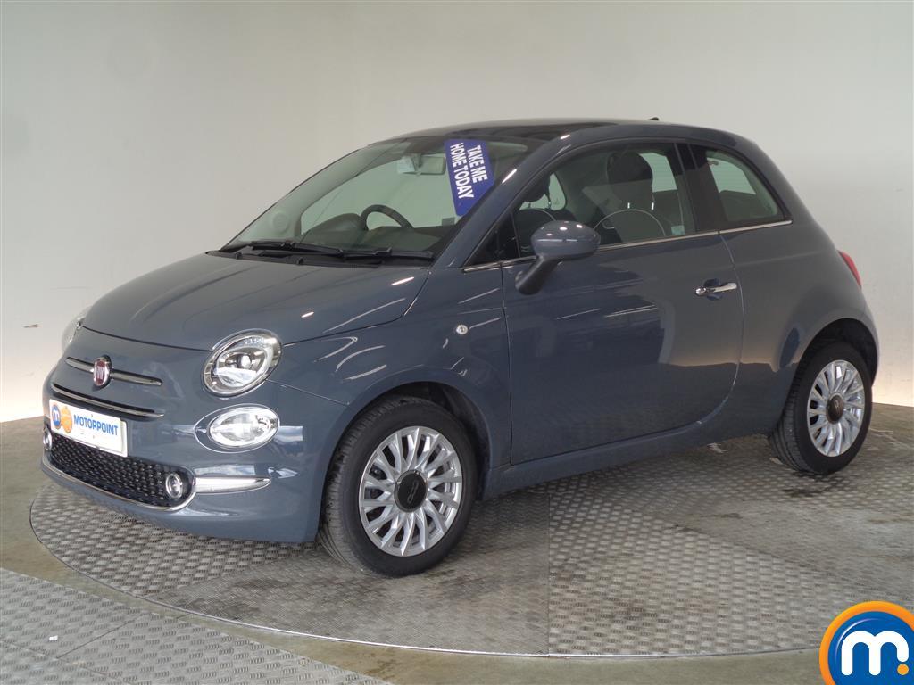 Fiat 500 Lounge - Stock Number (1022588) - Passenger side front corner