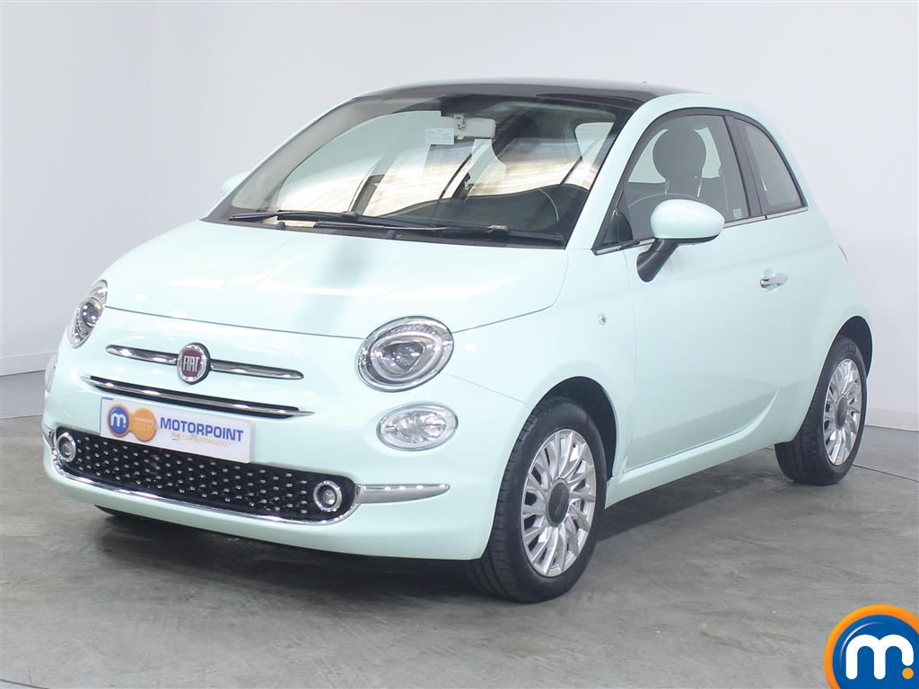 Fiat 500 Lounge - Stock Number (1025149) - Passenger side front corner