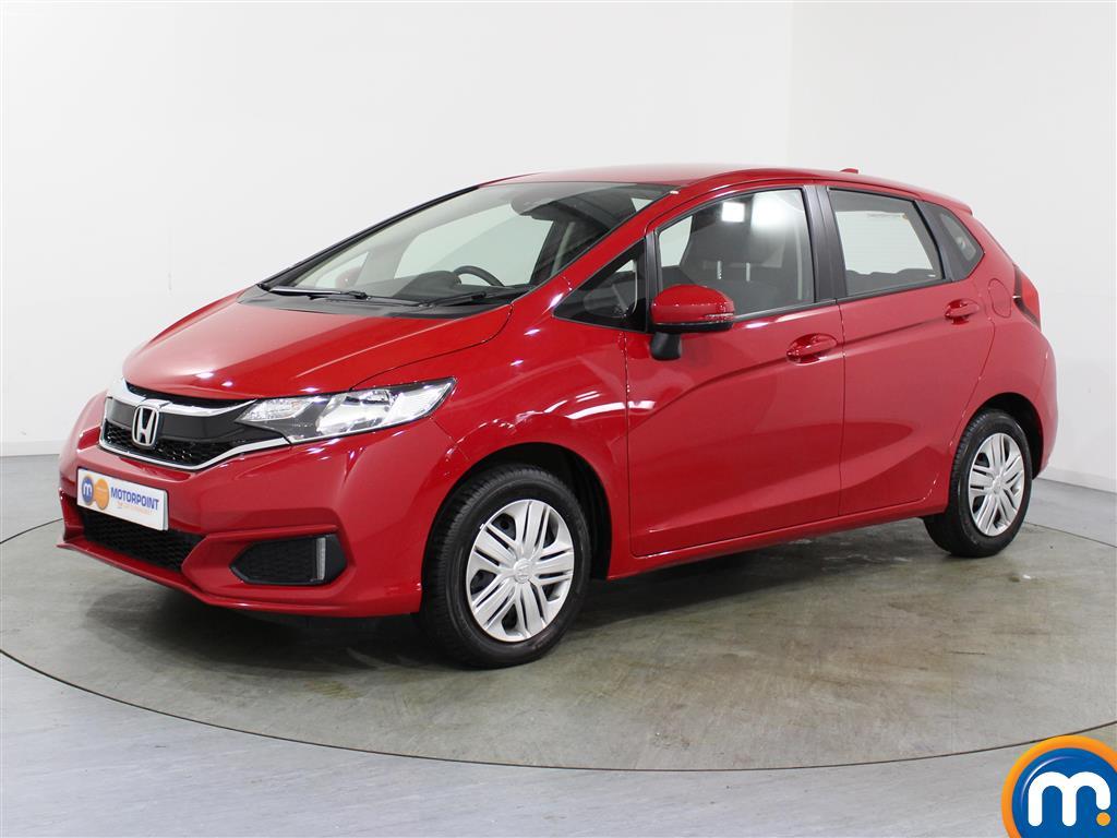 Honda Jazz S - Stock Number (1022159) - Passenger side front corner