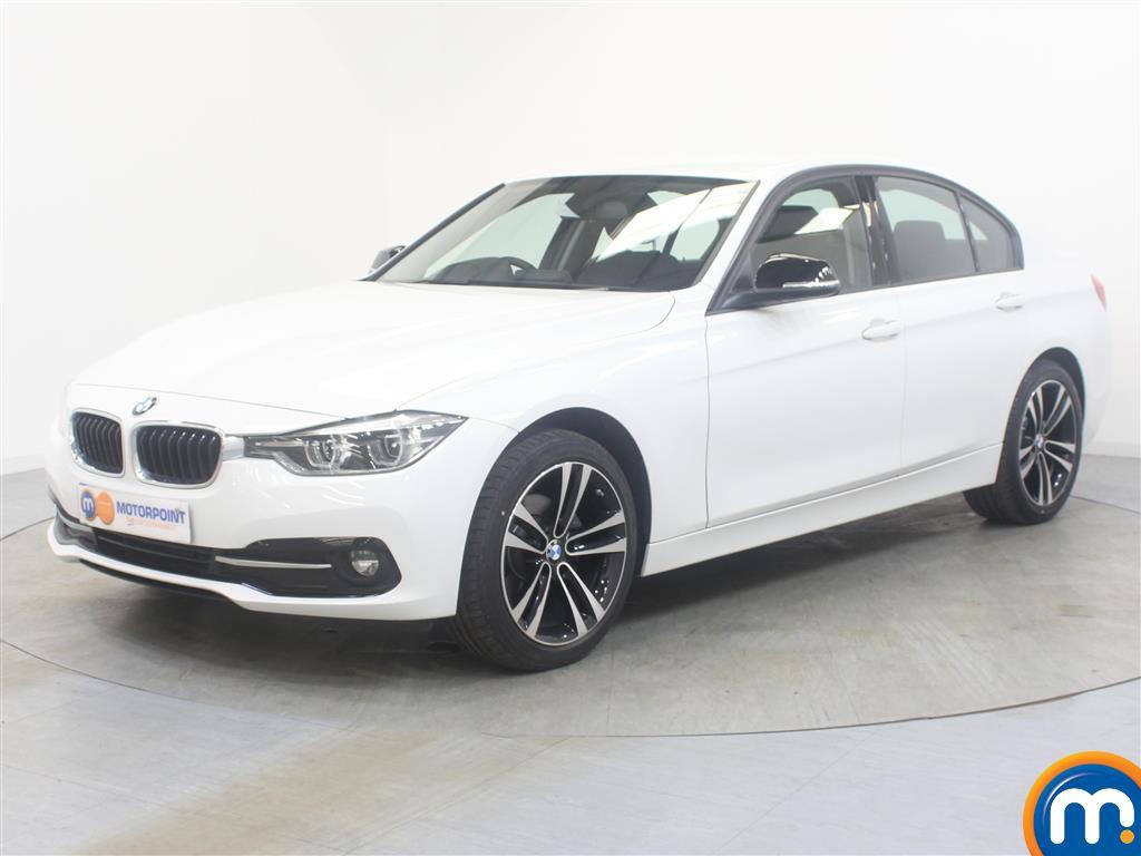 BMW 3 Series Sport - Stock Number (1022544) - Passenger side front corner