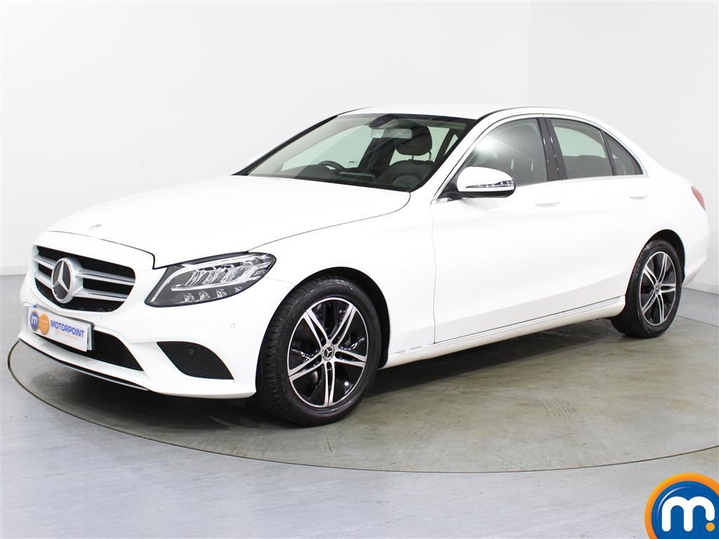 Mercedes-Benz C Class Sport - Stock Number (1013839) - Passenger side front corner