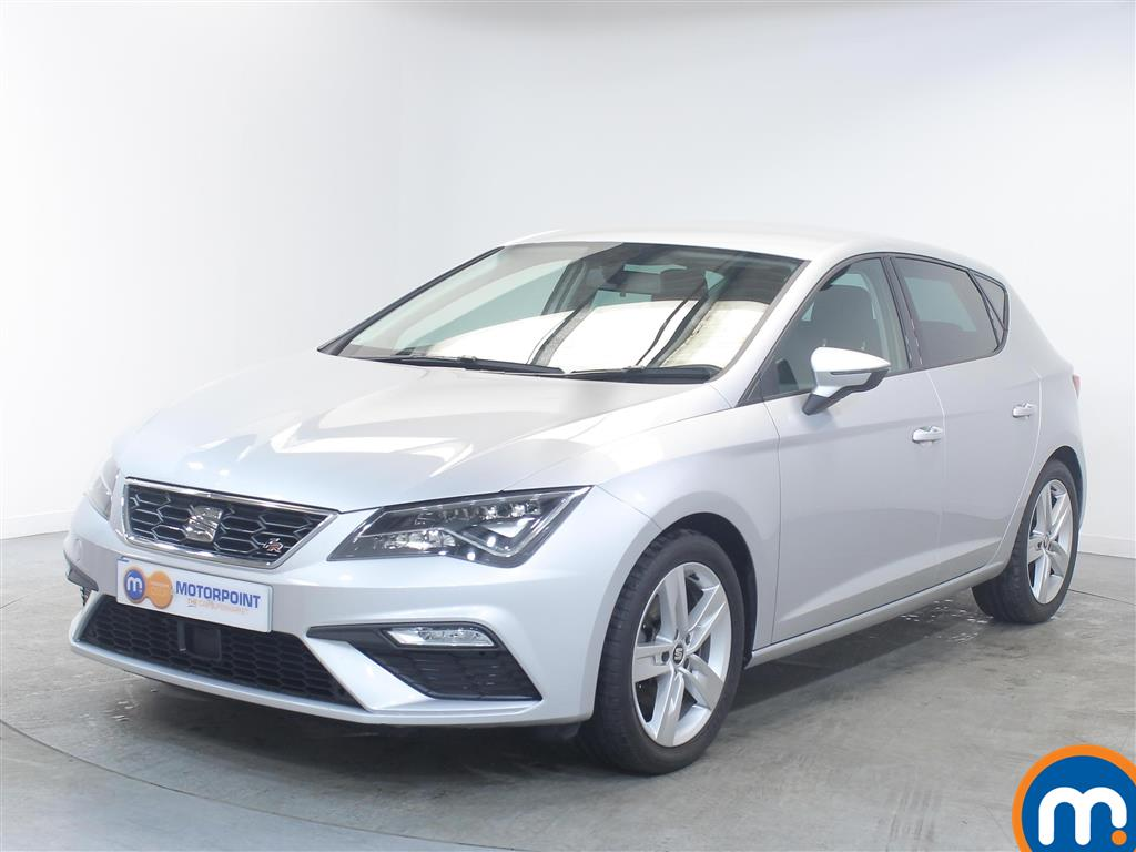 Seat Leon FR Technology - Stock Number (1023988) - Passenger side front corner