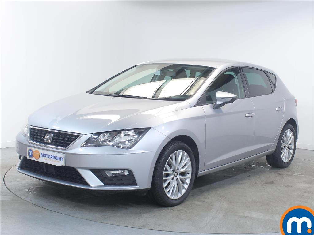 Seat Leon SE Dynamic Technology - Stock Number 1025553 Passenger side front corner