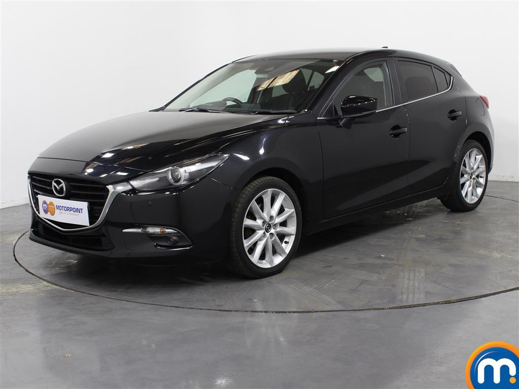Mazda 3 Sport - Stock Number (1012677) - Passenger side front corner