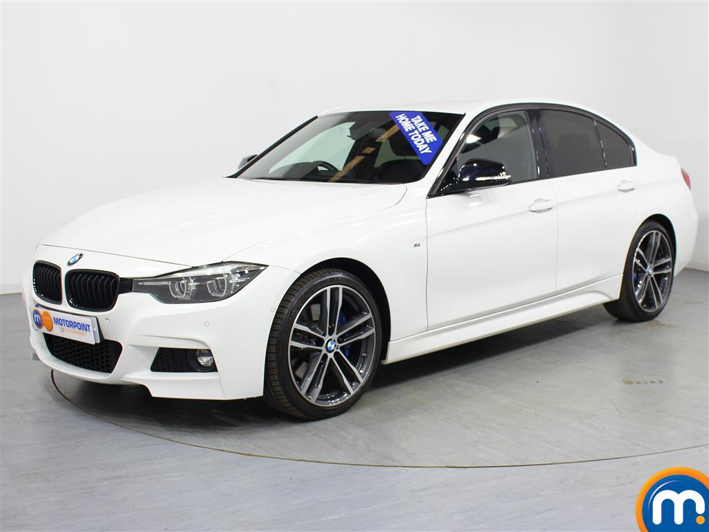 BMW 3 Series M Sport Shadow Edition - Stock Number (1002679) - Passenger side front corner