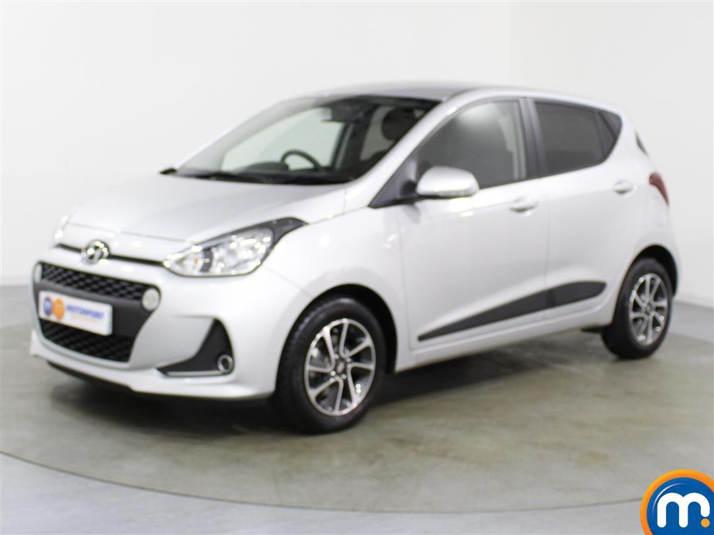 Hyundai I10 Premium - Stock Number (996804) - Passenger side front corner