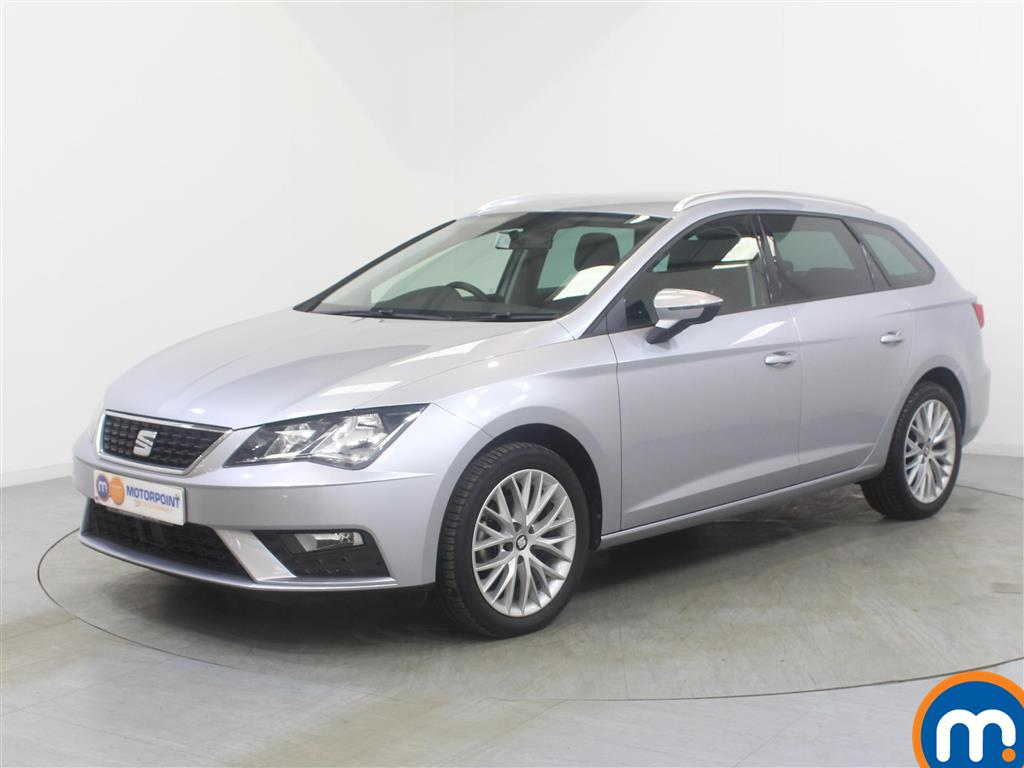 Seat Leon SE Dynamic Technology - Stock Number (1022563) - Passenger side front corner