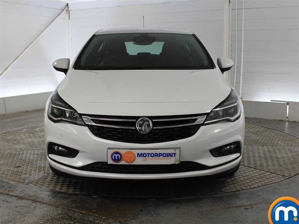 Vauxhall Astra SRI Manual Petrol Hatchback - Stock Number (1025582) - Front bumper