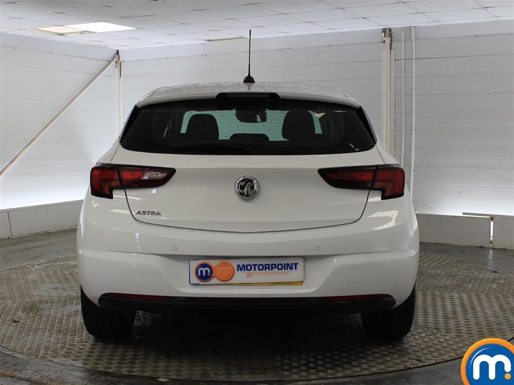 Vauxhall Astra SRI Manual Petrol Hatchback - Stock Number (1025582) - Rear bumper