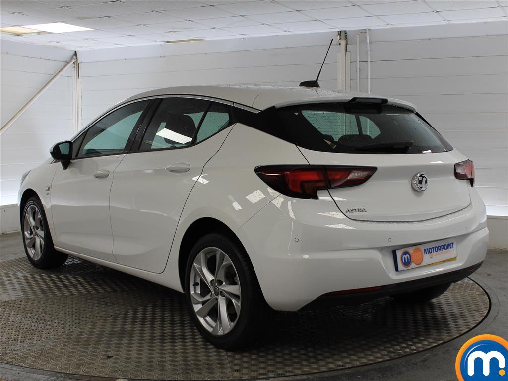 Vauxhall Astra SRI Manual Petrol Hatchback - Stock Number (1025582) - Passenger side rear corner