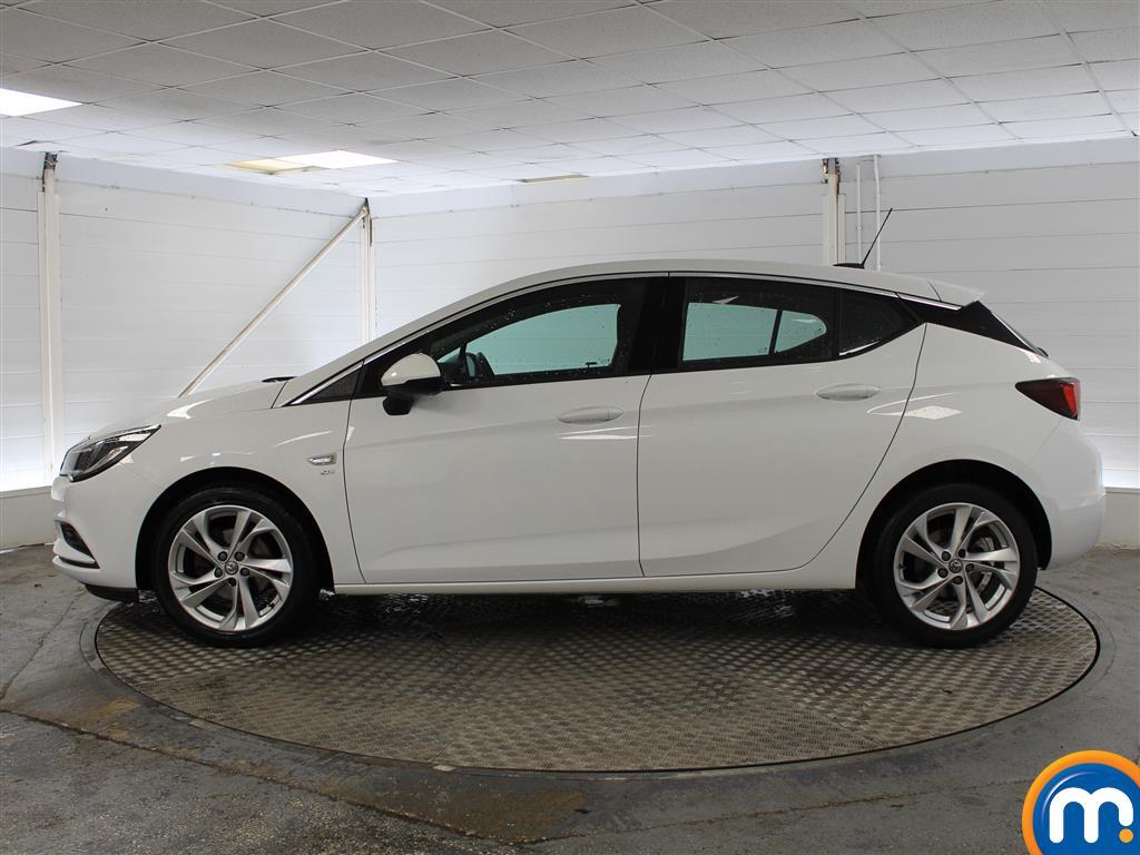Vauxhall Astra SRI Manual Petrol Hatchback - Stock Number (1025582) - Passenger side
