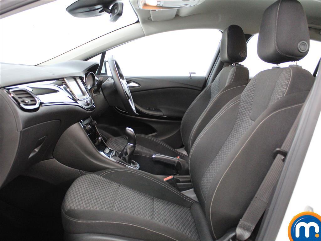 Vauxhall Astra SRI Manual Petrol Hatchback - Stock Number (1025582) - 1st supplementary image