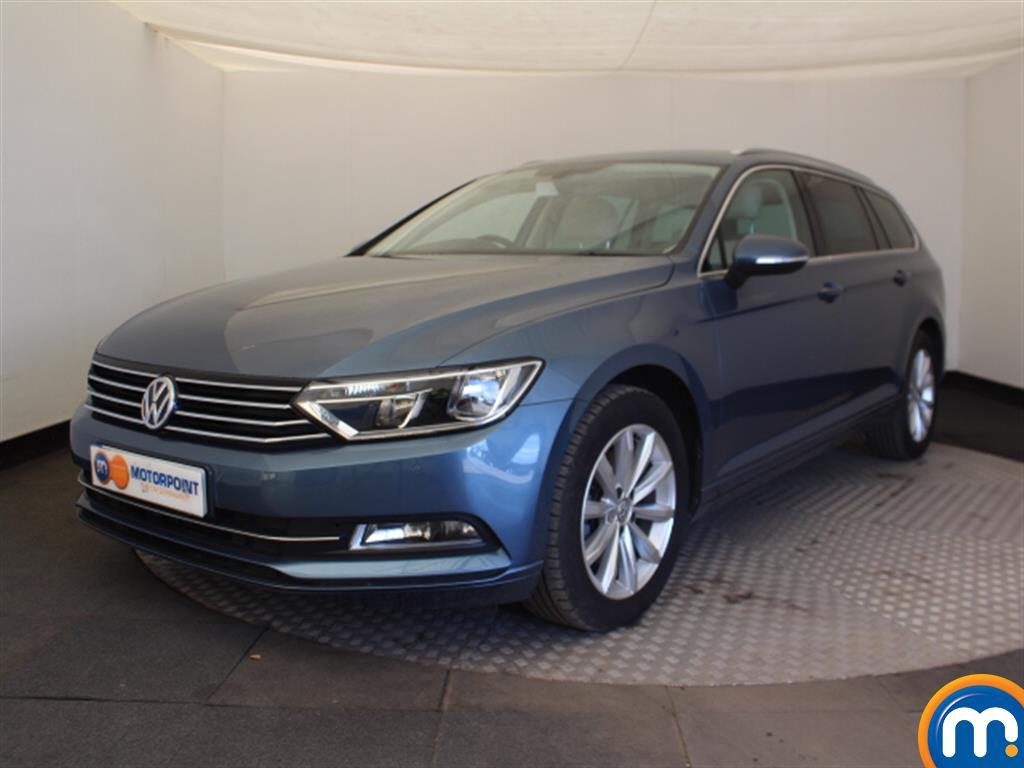 Volkswagen Passat SE Business - Stock Number (1024012) - Passenger side front corner