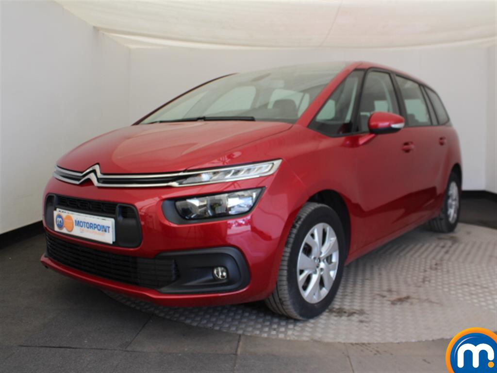 Citroen Grand C4 Picasso Touch Edition - Stock Number (1021485) - Passenger side front corner